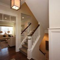 Craftsman Split Level Staircase Staircase Design Ideas ...