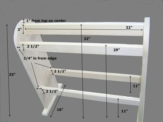 Free Quilt Stand Plans How To Build A Wooden Quilt Stand