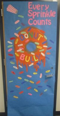 anti bullying door decorating ideas