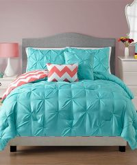 teal and coral bedding | Kate's Room | Pinterest | The o ...