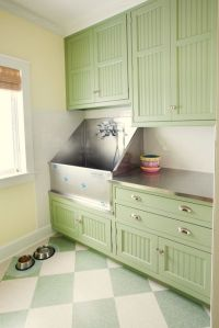 Dog-Friendly Home Ideas | Home Ideas, Mud Rooms and Sinks