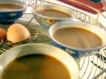 Cafe au Lait Pots de Creme