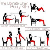 @gym.advice - THE ULTIMATE CHAIR BOOTY KILLER . Hey Lovely ...