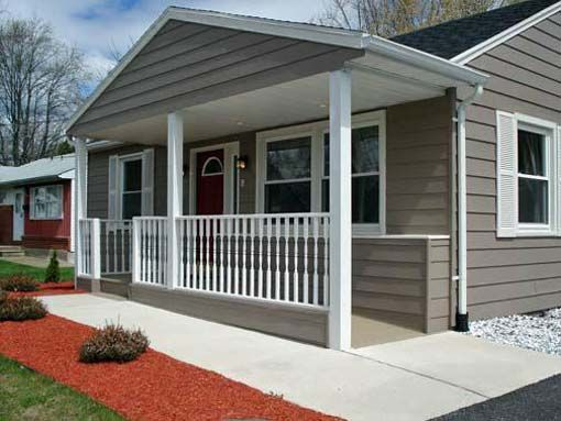 Small-Ranch-Style-House-With-Front-Porch-Designs- This Without The