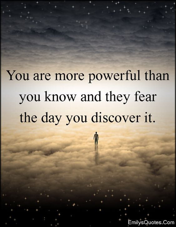 Walter Payton Quotes Wallpaper You Are More Powerful Than You Know And They Fear The Day