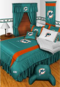 (Part-1) Sport Theme : NFL Bedding Set for Boys Bedroom ...