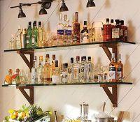 Modern Home Bar Designs, Functional and Stylish Bar Shelf ...