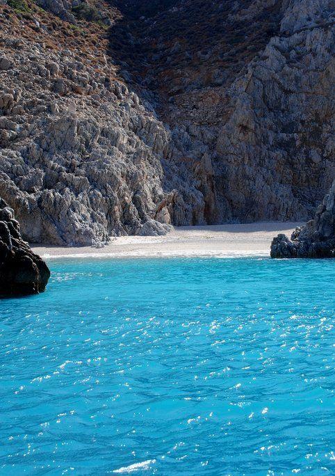 #Akrotiri #beach #Chania #Crete #Greece: