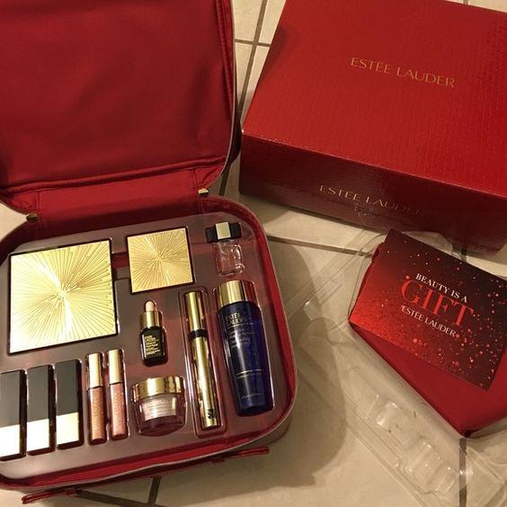Estee Lauder Makeup Gift Set Macy S Makeup Vidalondon