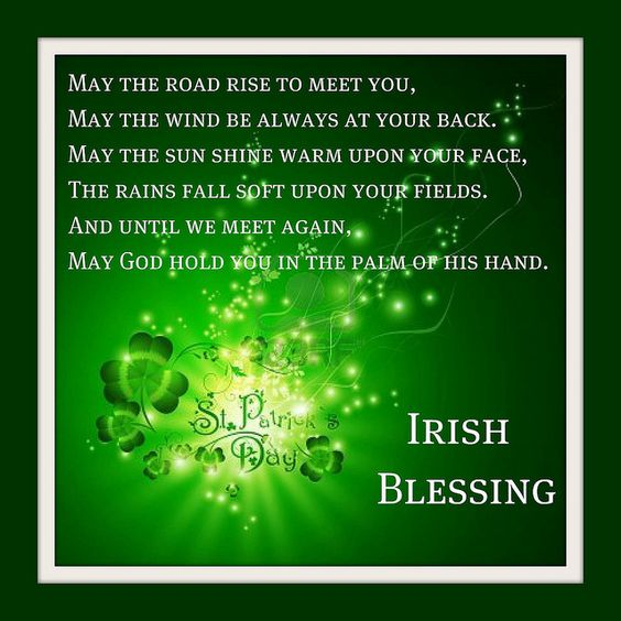 Love U So Much Quotes Wallpaper St Patrick S Day Irish Blessing Pictures Photos And