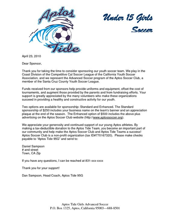 Jobs Atlantic League Professional Baseball Parent Thank You Letter From Youth Athletes Sponsorship