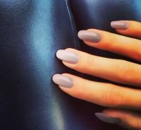 Round nails, Nails and Shape on Pinterest