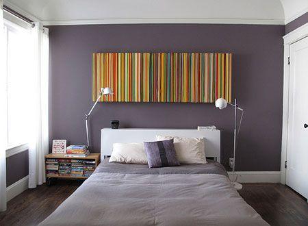 Grey-Mauve Bedroom | Francesca | Pinterest | Grey, Purple Walls