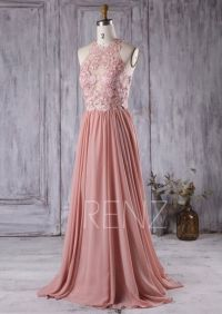 Lace, Dusty rose and Wedding on Pinterest