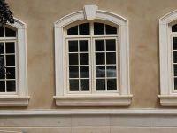 Stucco Trim Details at Windows | Custom Detailed Trim and ...