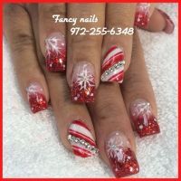 Acrylics, Ombre and Nailart on Pinterest