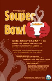 Souper Bowl Poster Poster created for community ...