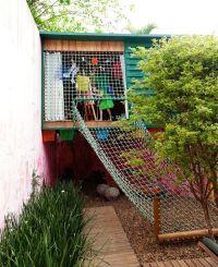 Monday Inspiration   Backyards, Entrance and Treehouse