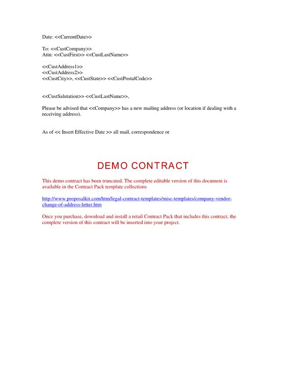 Resume Manager Plugin Nulled  Company Vendor Change Of Address Letter The Company