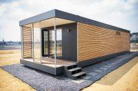 Neues Wohnen im CUBIG  Designhaus  Minihaus | Modulhaus ...