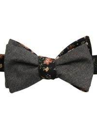 new twist on the old bow tie | My Style | Pinterest | The ...