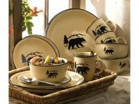 dinnerware for the mountain cabin..... | For The Home....