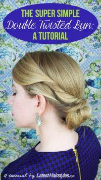 10 Beautiful DIY Hairstyles to Wear to a Wedding | Wedding ...