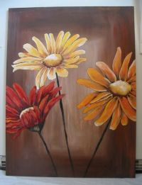 Painting on wood, Acrylic paintings and Acrylics on Pinterest
