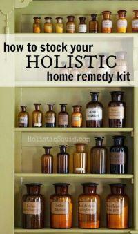 Holistic medicine, Medicine and Medicine cabinets on Pinterest