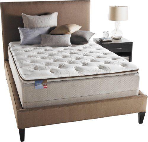 Simmons Beautysleep Marlanta California King Plush Pillow