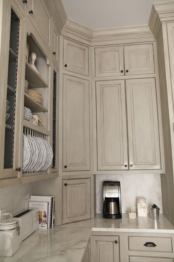 Faux Kitchen Cabinet Doors Good Examples Of Aging Furniture & Cabinets With Glaze