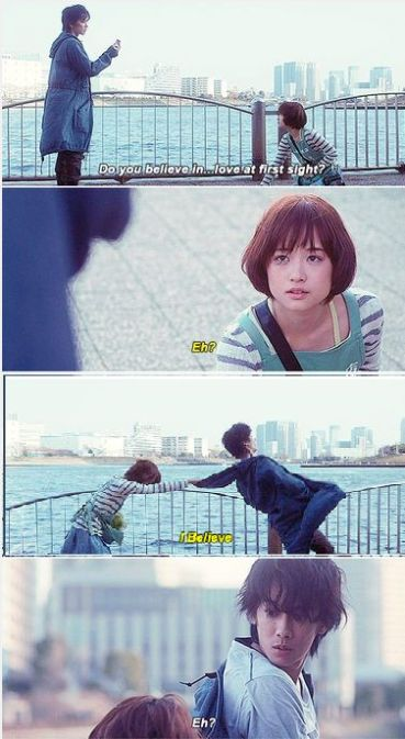 Hasil gambar untuk the liar and his lover japan