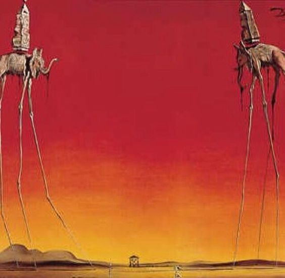 Salvatore Dali Trippy Pinterest Dali - Salvatore Dali