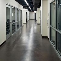 """""""cement"""" floors Good color and simple pattern. I like ..."""