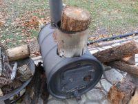 Barrel Stove, 55 gallon drum, stove kit, barrel stove kit ...