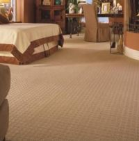 Patterned neutral berber carpet for bedrooms and family ...