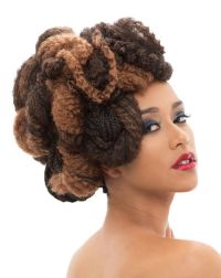 Janet Collection - Noir Bulk - 3x Marley Braid | Bulk Hair ...