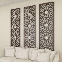 Wooden Mashrabiya Panel MPDW02 | Mashrabiya | Pinterest