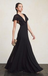 Elegant black dresses, Black tie and Ties on Pinterest
