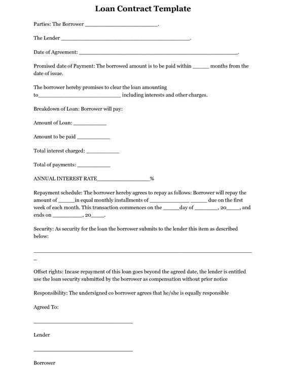 Sample Agreement Uk Interest Sample Credit Card Agreement Simple Interest  Loan Agreement Template Koco Yhinoha