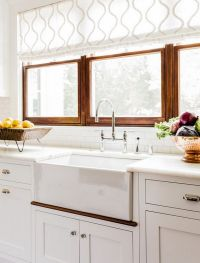 6 Farmhouse Sinks To Update Your Kitchen | Inset cabinets ...