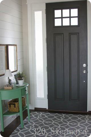 Bronze, Doors and Front doors on Pinterest
