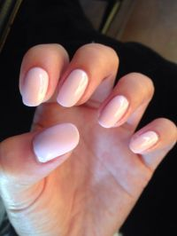 Round nails Fiji by Essie | Makeup/nails | Pinterest ...