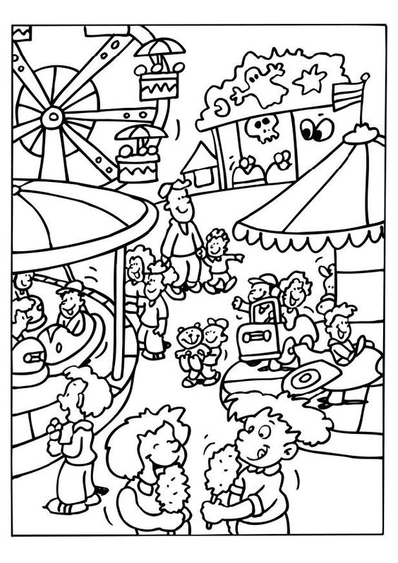 attractive ideas picnic coloring page printable free pdf