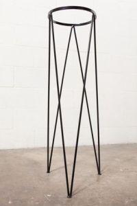 Tall Retro Metal Plant Stand | AMSTERDAM MODERN ...