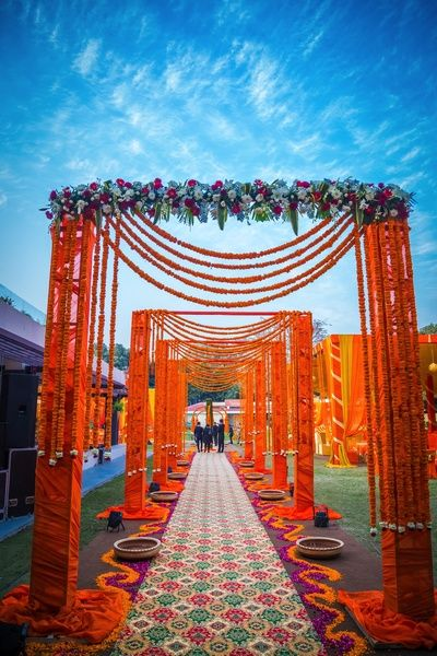 Indian Wedding Ideas & inspiration | Wedding, Flower and ...