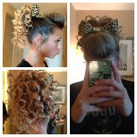 Cheer bows, Competition hair and Your hair on Pinterest
