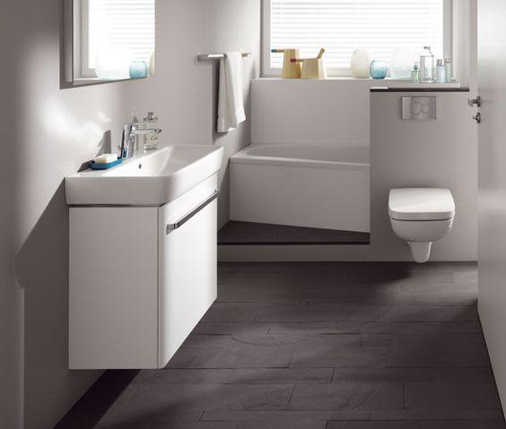Badezimmer Hell Grauer Boden u2013 edgetagsinfo - badezimmer hell grauer boden