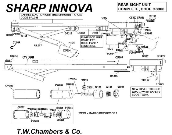 diagram sharp innova