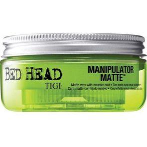 TIGI BedHead MANIPULATOR MATTE Matte wax with massive hold 2 OZ / 57.5 g dry  #TIGI: